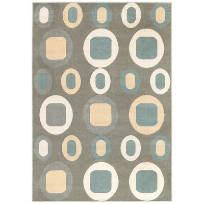 Pavilion Way Area Rug Rug Size: 53 x 75