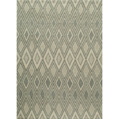 Weise Gray Area Rug Rug Size: Rectangle 36 x 56