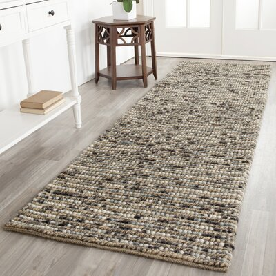 Stefanie Blue Area Rug Rug Size: Rectangle 8 x 10