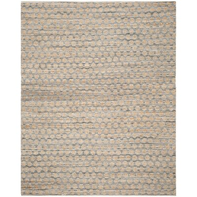 Blick Black/Natural Area Rug Rug Size: 8 x 10