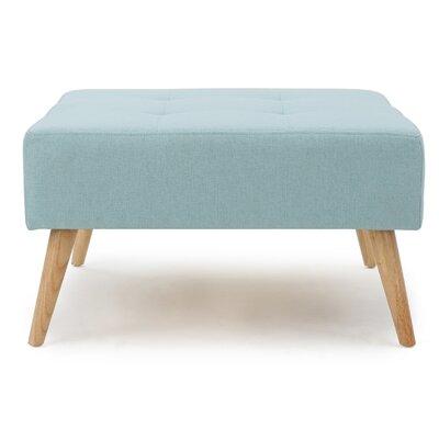 Alcurve Ottoman Upholstery: Light Blue