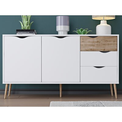 Pajaro 5 Drawer Sideboard