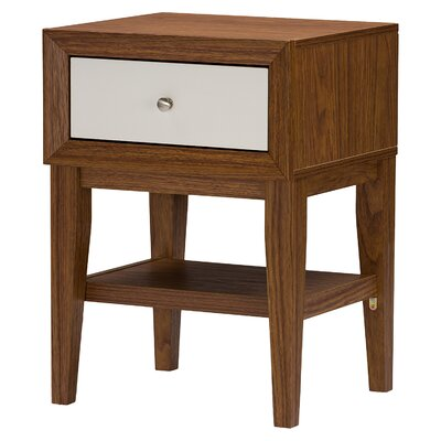 Peabody 1 Drawer Nightstand