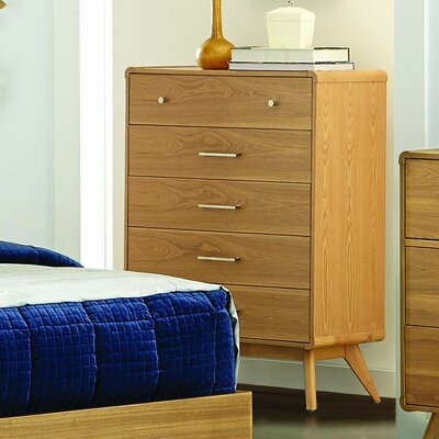 Garvey 5 Drawer Chest