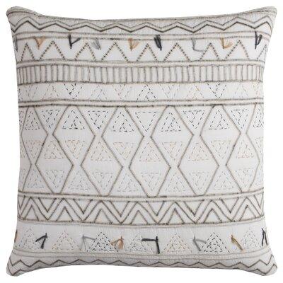 Fancy Cotton Throw Pillow