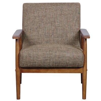 Derryaghy Wood Frame Arm Chair