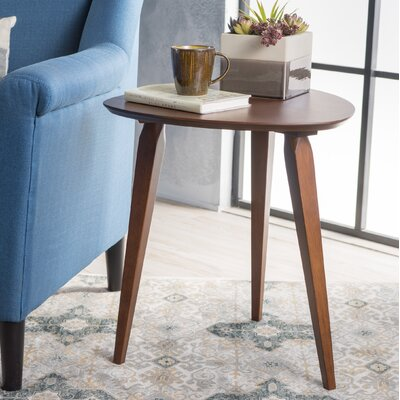 Boston End Table Finish: Walnut