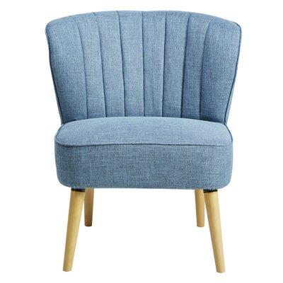 Corkey Middle Slipper Chair