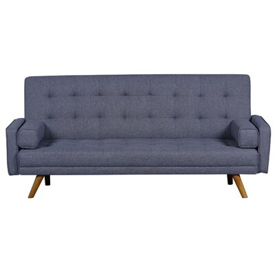Hollywood Mid-Century Biscuit Tufted Click Sofa