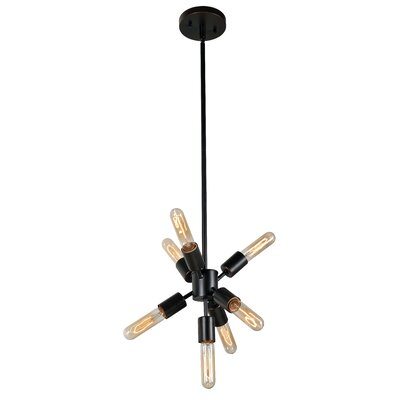 Fairways 7-Light Cluster Pendant
