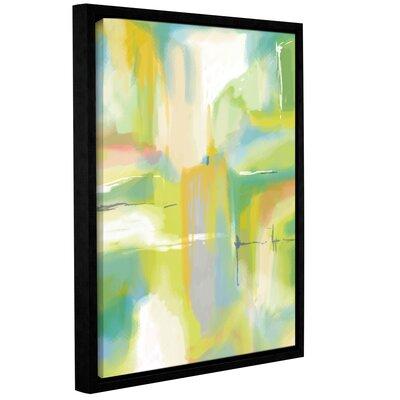 Langley Street Desert Modern 3 Framed Painting Print