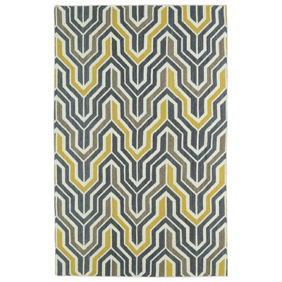 Altaire Lake Geometric Area Rug Rug Size: 5' x 8'