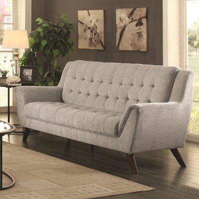 Alvinholmes Sofa Upholstery: Dove Gray