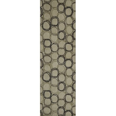 Mable Creek Ivory Area Rug Rug Size: Runner 26 x 8