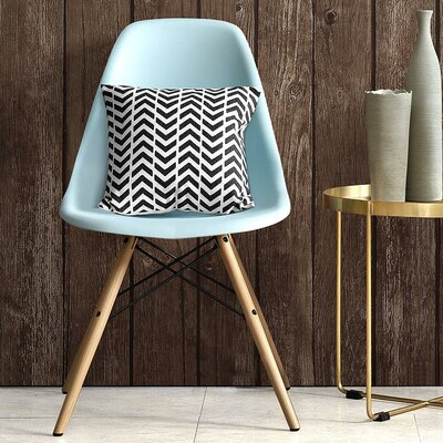 Whiteabbey Side Chair Upholstery: Blue