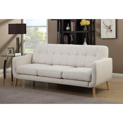 Christopher Sofa Upholstery: Beige