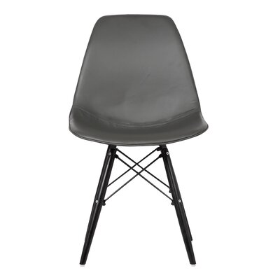 Thelonius Dining Chair Upholstery Color: Gray