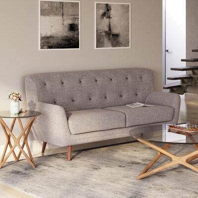 Morgana Sofa Upholstery: Gray