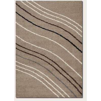 Hinkel Sand Area Rug Rug Size: Rectangle 92 x 125