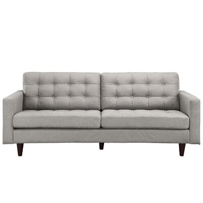 Warren Sofa Upholstery: Light Gray