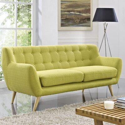 Meggie Sofa Upholstery: Wheatgrass