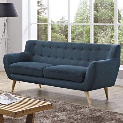 Meggie Sofa Upholstery: Azure