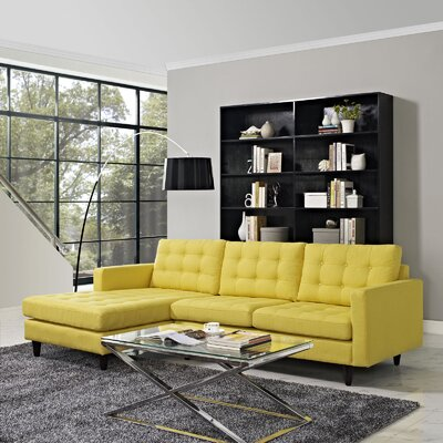 Warren Sectional Upholstery: Sunny