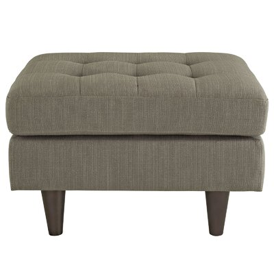 Warren Cocktail Ottoman Upholstery: Granite