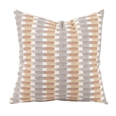 Shane Throw Pillow Color: Charcoal