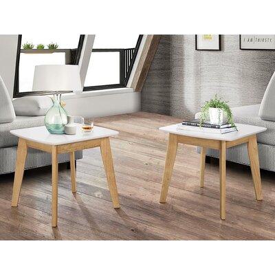 Madeleine Modern End Table