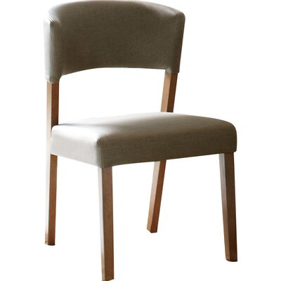 Mashie Side Chair Finish: Gray