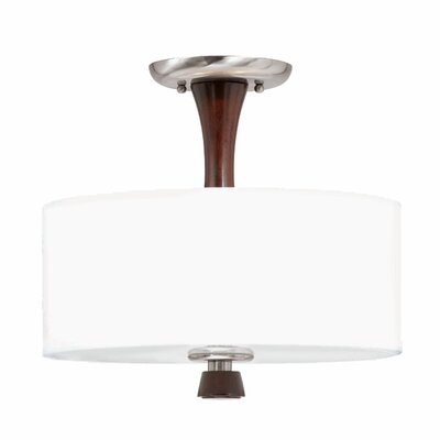 Bettie 2-Light Semi Flush Mount