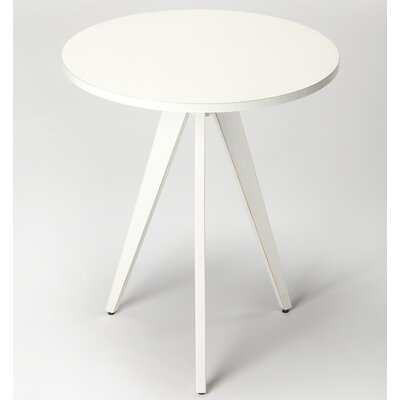 Aniya End Table Finish: Cottage White