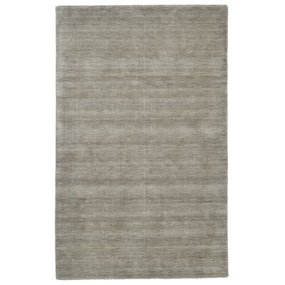 Chazy Hand-Tufted Gray Area Rug Rug Size: Rectangle 2 x 3