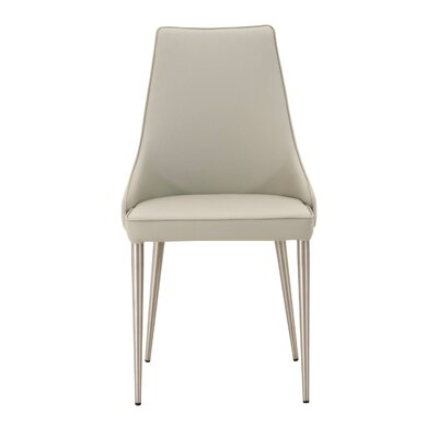 Galen Solid Back Side Chair (Set of 2)
