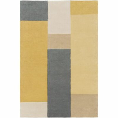 Dickinson Hand-Tufted Modern Area Rug Rug Size: 8 x 10