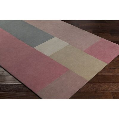 Dickinson Hand-Tufted Modern Wool Area Rug Rug Size: 8 x 10