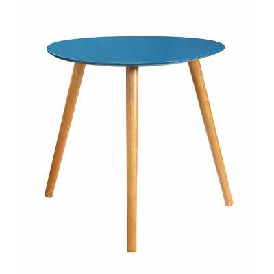 Phoebe End Table Finish: Blue