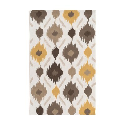 Croghan Ikat Area Rug Rug Size: Rectangle 36 x 56