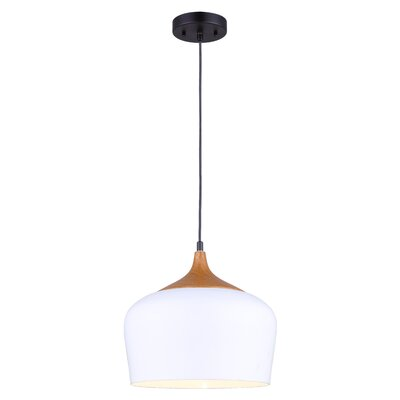 Tasha 1-Light LED Inverted Pendant