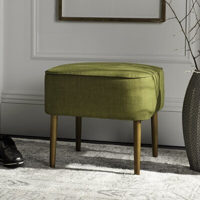 Aldborough Ottoman Upholstery: Sweet Pea Green