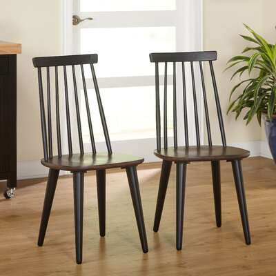 Dalaigh Solid Wood Dining Chair