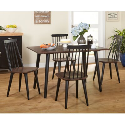 Arlo 5 Piece Dining Set