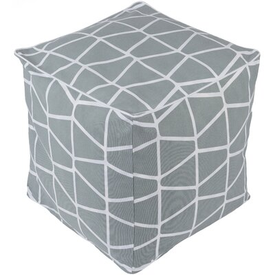 Canning Pouf Ottoman Upholstery: Gray