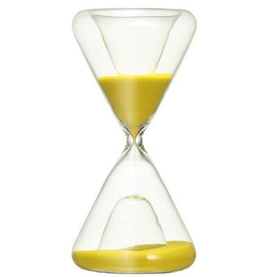 Sand Hourglass Color: Yellow