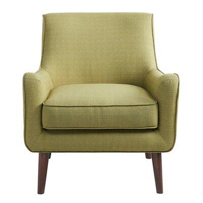 Bridgeton Arm Chair Upholstery: Green