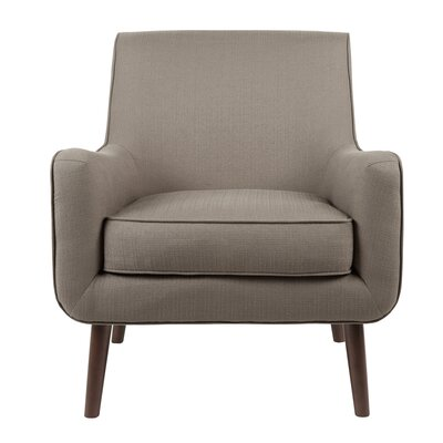 Bridgeton Arm Chair Upholstery: Gray