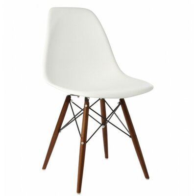 Harrison Side Chair Finish: White