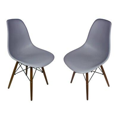 Harrison Side Chair Finish: Gray