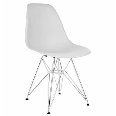 Hammond Modern Side Chair Finish: Light Gray